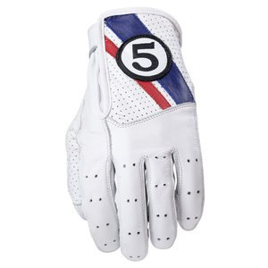 Gants Five TEXAS Blanc/Bleu