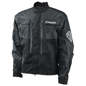 Veste enduro Thor Phase jacket black