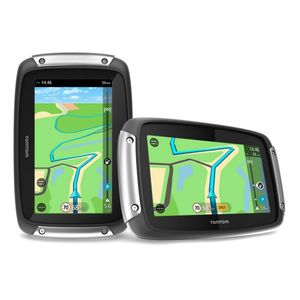 GPS TomTom Rider 410 Pack premium Great Rides edition