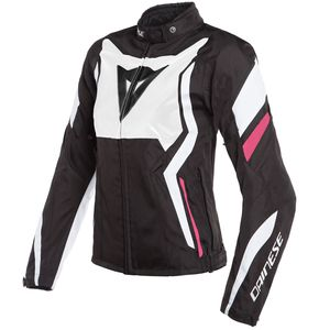 EDGE LADY TEX - BLACK MATT WHITE FUSCHIA