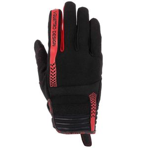 RUSH 18 BLACK/RED
