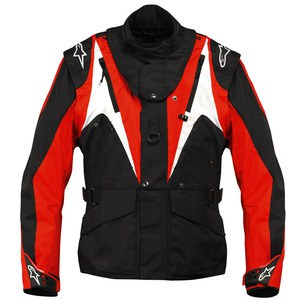 Veste enduro Alpinestars VENTURE JACKET FOR BNS BLACK RED 2014