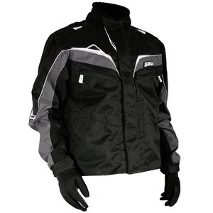 Veste enduro Shot HURRICANE BLACK