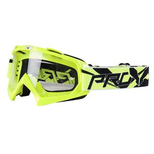 Masque cross Prov VISION BIKKI YELLOW FLUO