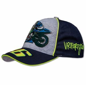 Casquette VR 46 KID MULTICOLOR
