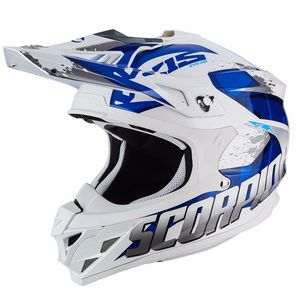 VX-15 EVO AIR - DEFENDER - WHITE BLUE