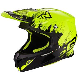 VX-21 AIR - MUDIRT - BLACK NEON YELLOW