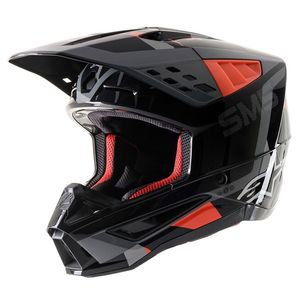 SUPERTECH S-M5 - ROVER - ANTHRACITE RED FLUO GRAY CAMO