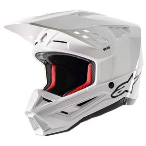 SUPERTECH S-M5 - SOLID - WHITE GLOSSY