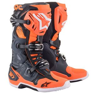 TECH 10 - COOL GRAY ORANGE FLUO
