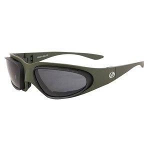 lunettes moto Baruffaldi WIND TINI KAKI