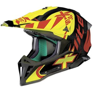 X-502 - ULTRA CARBON XTREM - CARBON/YELLOW