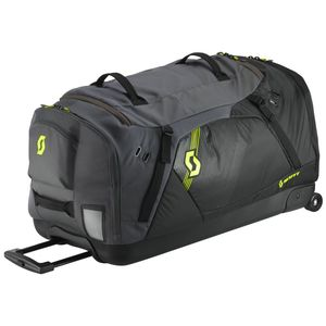 Sac Scott GEAR DUFFLE BLACK YELLOW 2017
