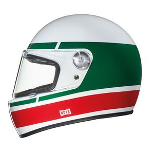 X.G100 RACER - RECORD - WHITE GREEN