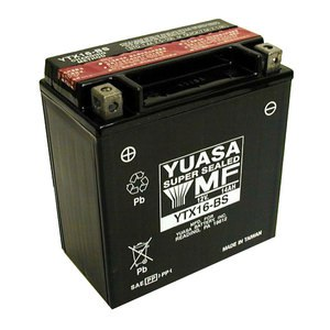 YTX16-BS AGM ouvert avec pack acide Type Acide