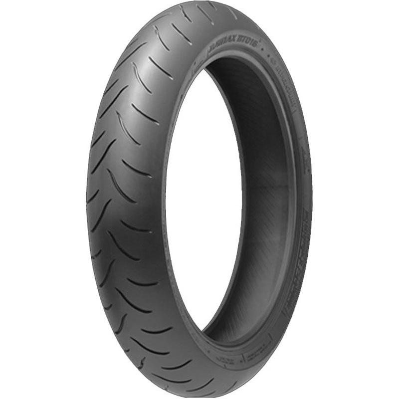 Pneu Bridgestone Bt 016 Pro 120/70 Zr 17 (58w) Tl