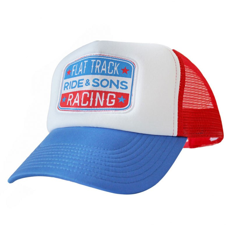 Casquette Ride And Sons Racing Trucker