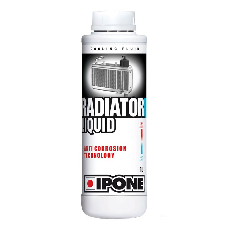 liquide de refroidissement ipone radiator liquid 1 litre. Black Bedroom Furniture Sets. Home Design Ideas