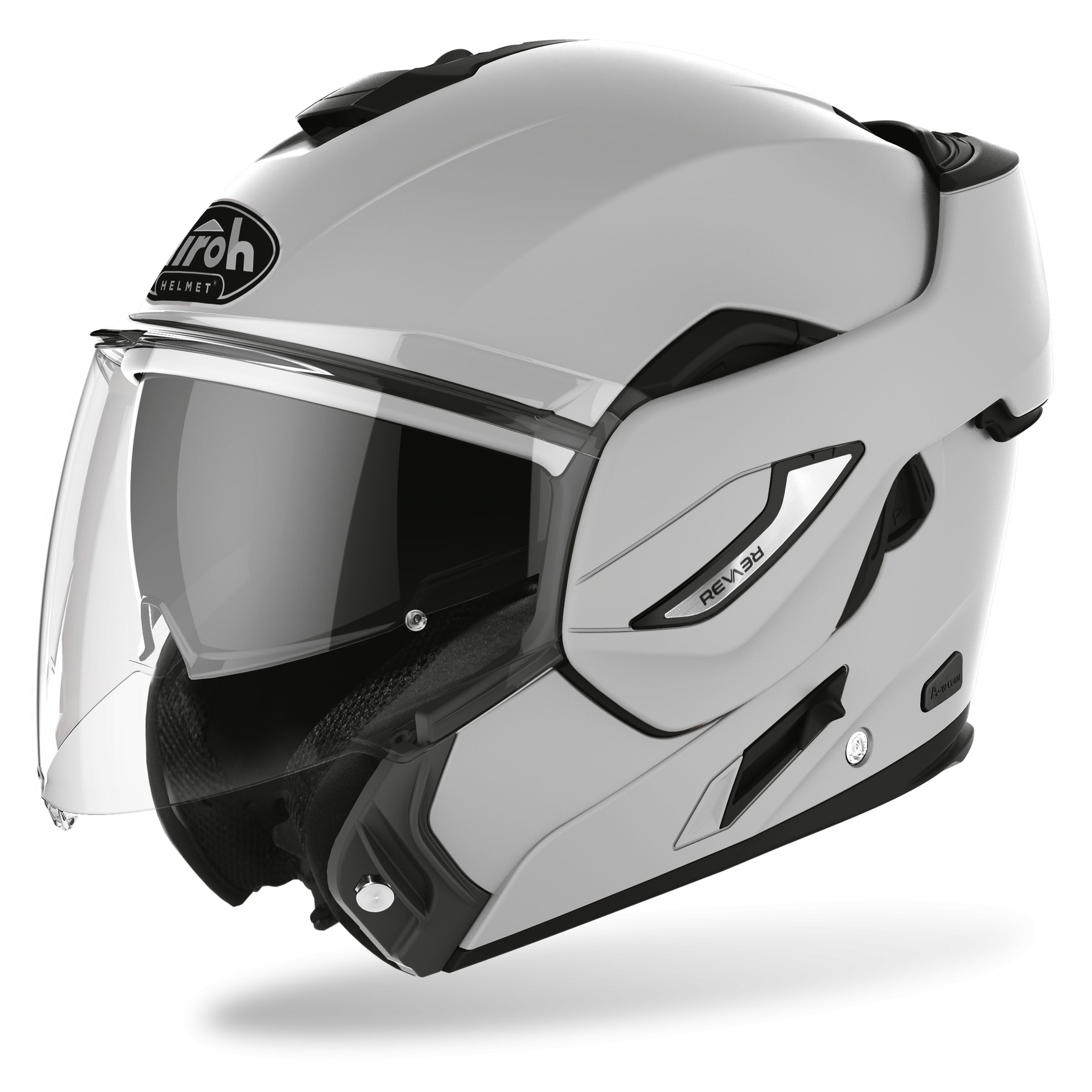 Casque Airoh REV19 - COLOR - CONCRETE GREY MATT