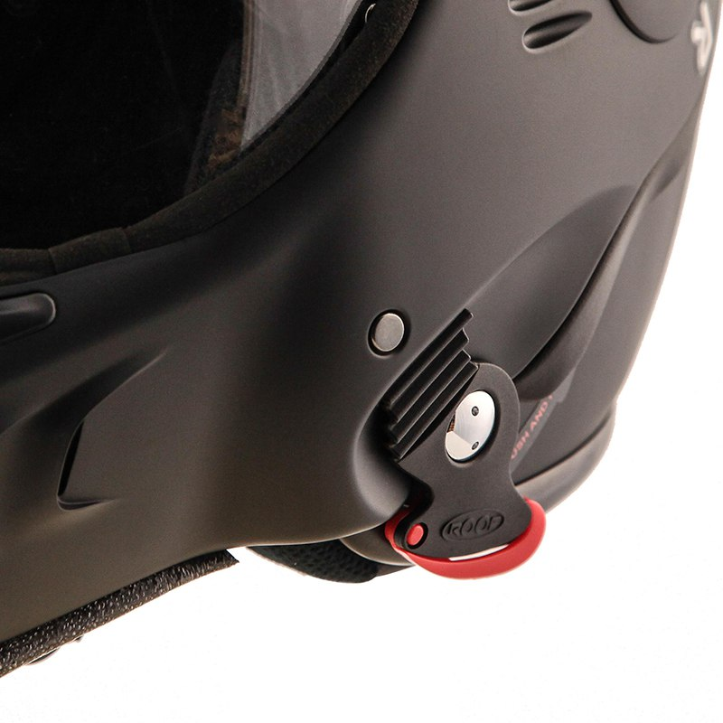 Casque ROOF RO5 BOXER V8 FULL BLACK