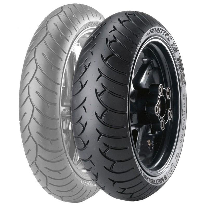 pneumatique metzeler roadtec z6 180 55 zr 17 73w tl pneus roues. Black Bedroom Furniture Sets. Home Design Ideas