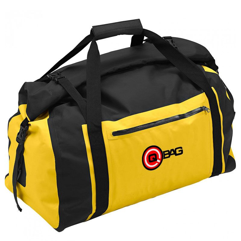 Sacoche De Selle Q Bag Roll Waterproof 04