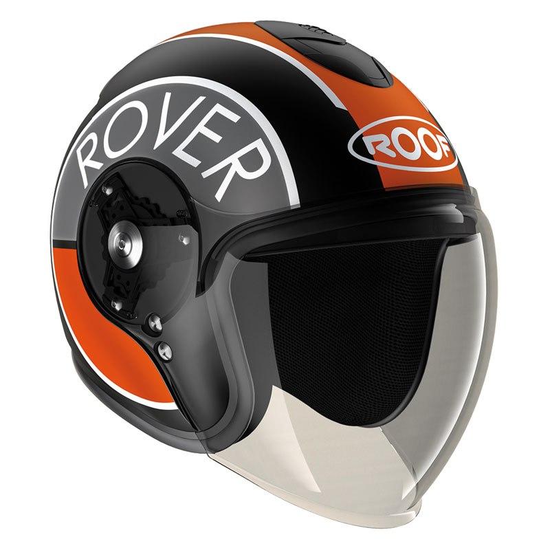 casque roof ro38 rover yr 39 o 2015 casque jet. Black Bedroom Furniture Sets. Home Design Ideas