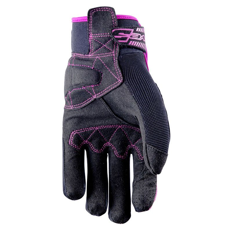 Gants Five RS3 WOMAN BLACK PINK