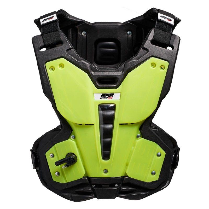Plastron Rxr Protect Bullet Yellow