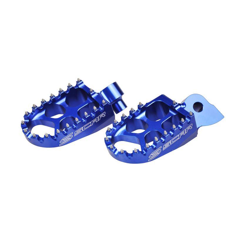 Repose-pieds Scar Evolution Bleu
