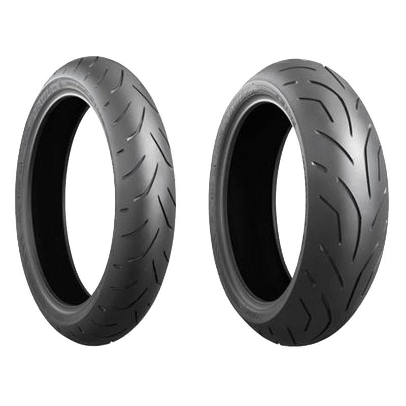 Pneu Bridgestone Battlax S20 Evo 120/70 Zr 17 (58w) Tl
