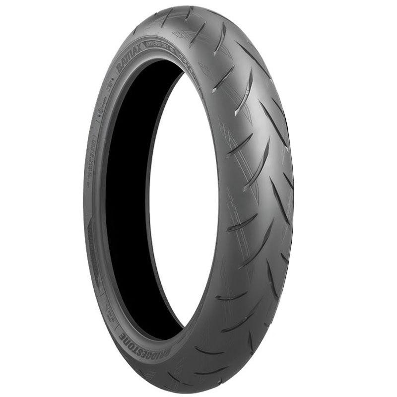 Pneu Bridgestone Battlax S21 120/60 Zr 17 (55w) Tl