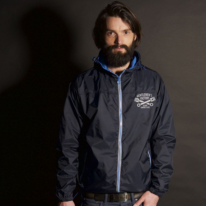 Parka Gentlemen's Factory Navy