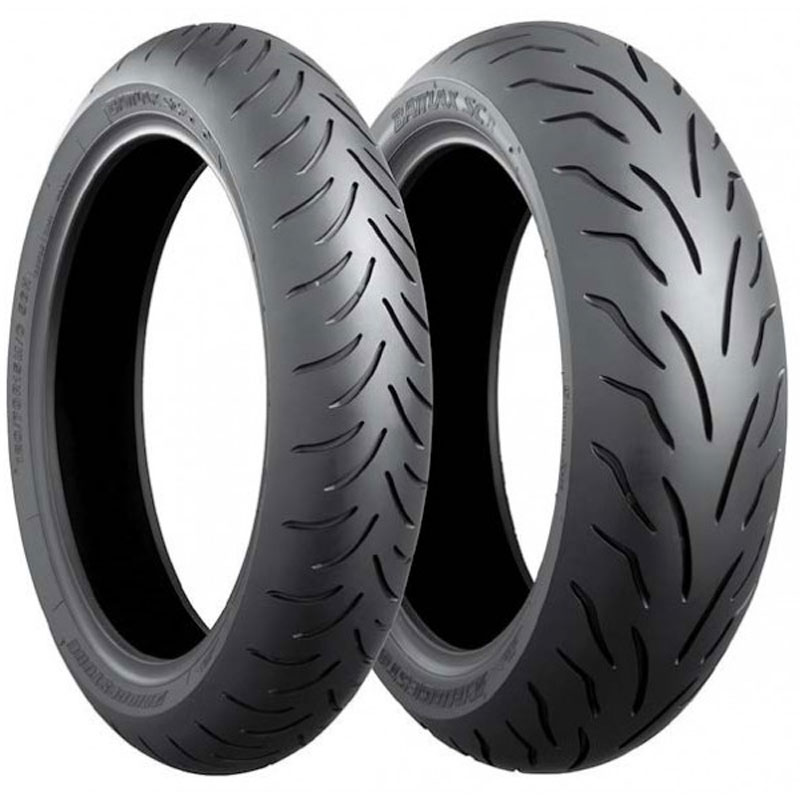 Pneu Bridgestone Sc1 160/60 R 15 (67h) Tl