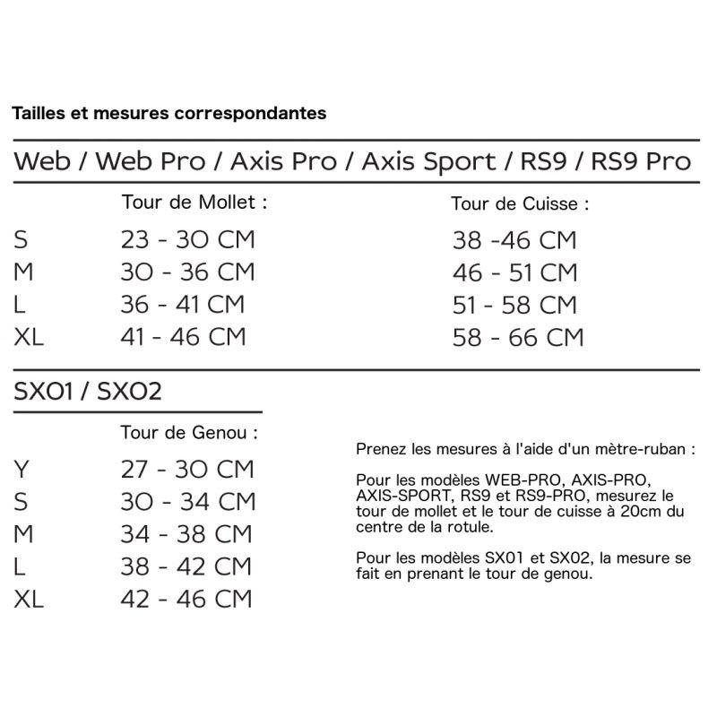 EVS Sports Sx01/pour Le Genou pour Sports
