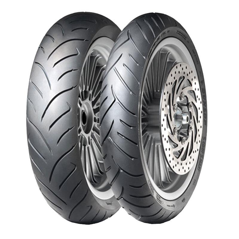 Pneumatique Dunlop SCOOTSMART 130/90 - 10 (61L) TL