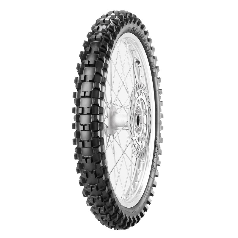 Pneumatique Pirelli SCORPION MX EXTRA J 90/100 - 16 (51M) TT
