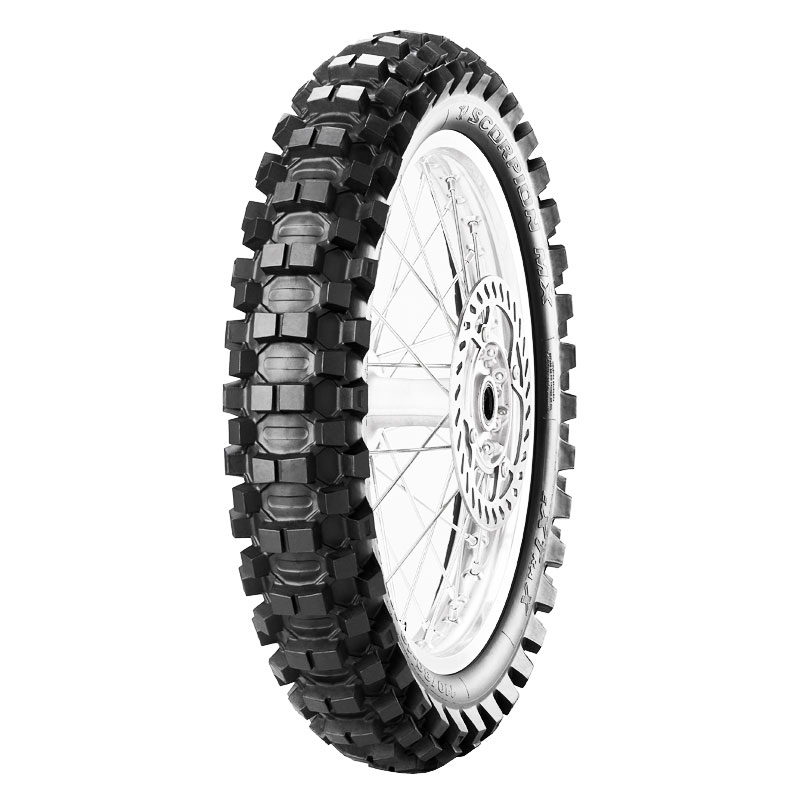 Pneumatique Pirelli SCORPION MX EXTRA J 110/90 - 17 (60M) TT