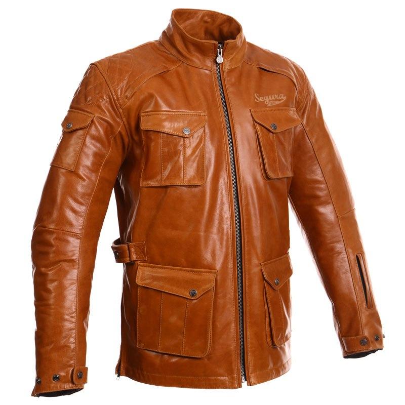 Veste cuir moto homme pas cher