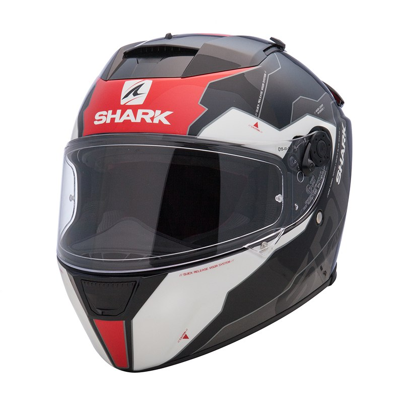casque shark speed r 2 max vision sauer ii vendre casque int gral. Black Bedroom Furniture Sets. Home Design Ideas