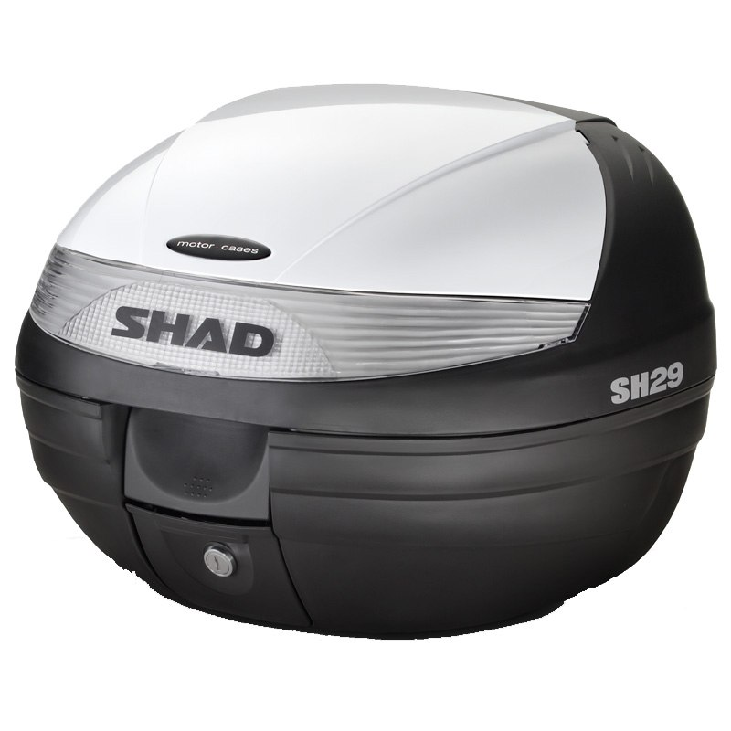 Top case Shad SH 29 Blanc