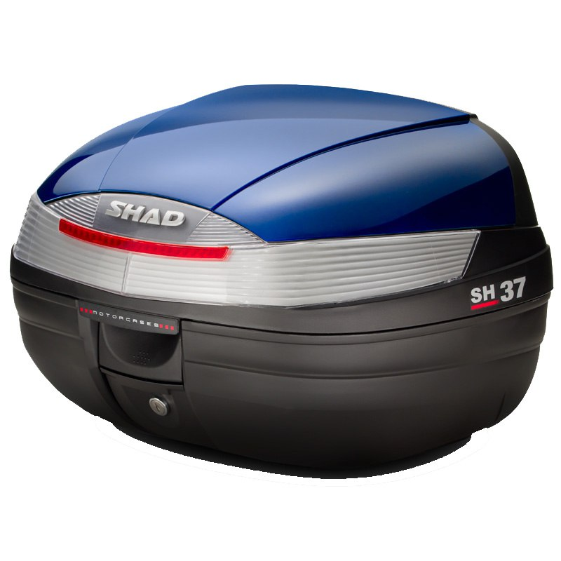 Top case Shad SH 37 Bleu