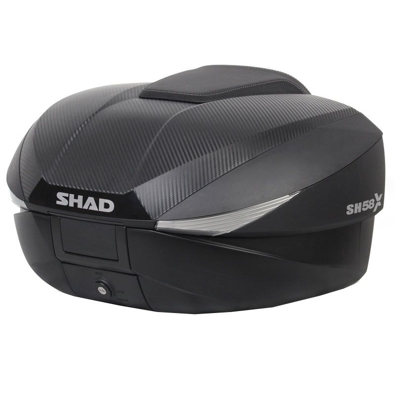 Top case Shad SH 58X EXPANDABLE CARBON