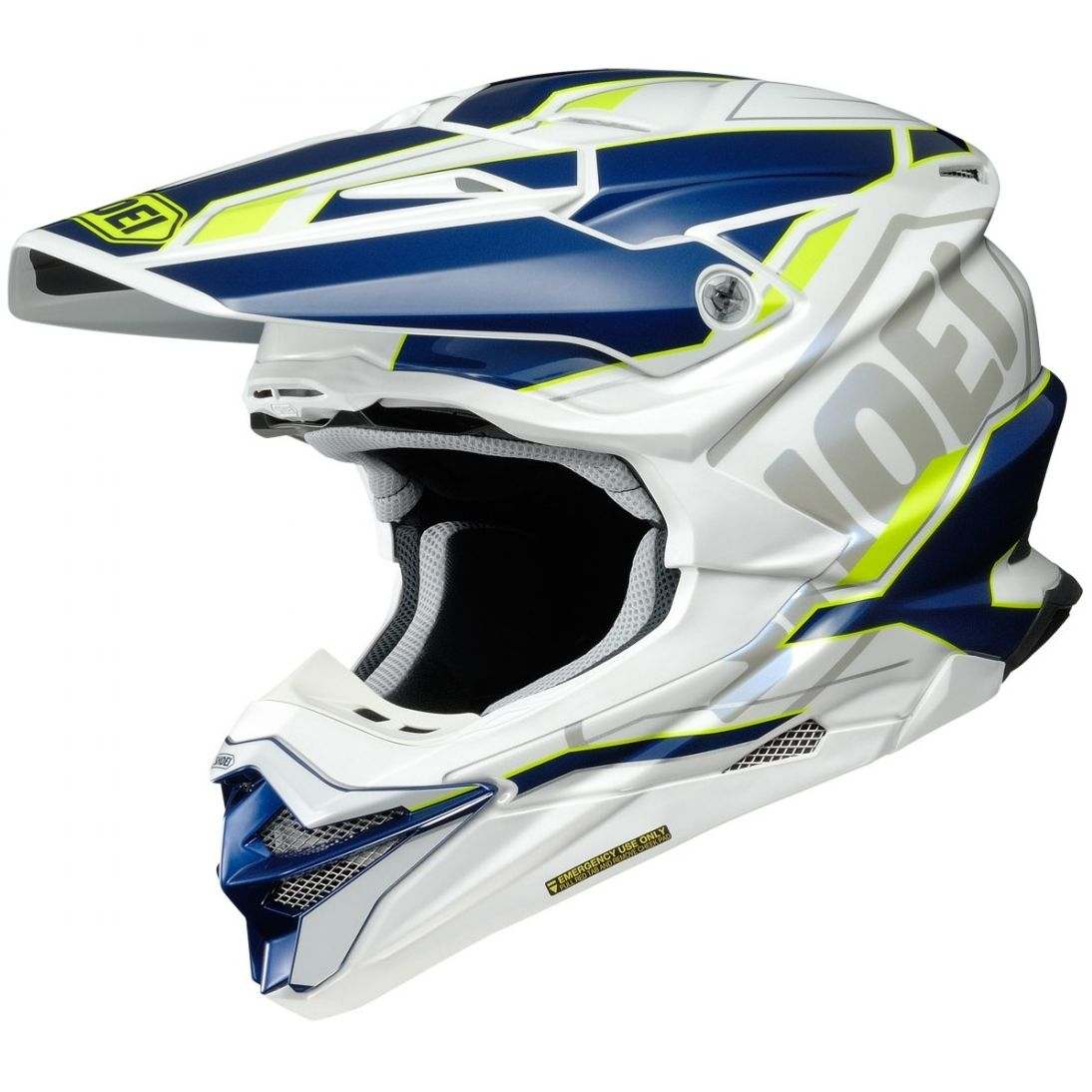 Casque cross Shoei VFX-WR - ALLEGIANT - TC-3 2020