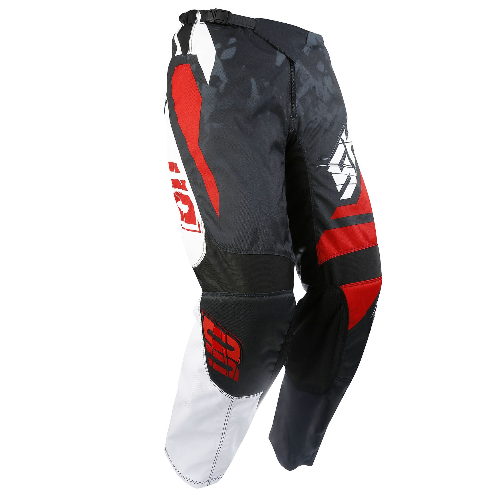 Pantalon cross Shot destockage DEVO SQUAD ROUGE  2017