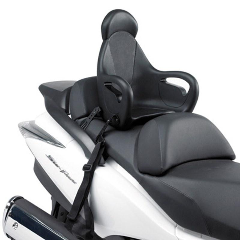 support kappa siege pour enfant ks650 bagagerie moto. Black Bedroom Furniture Sets. Home Design Ideas