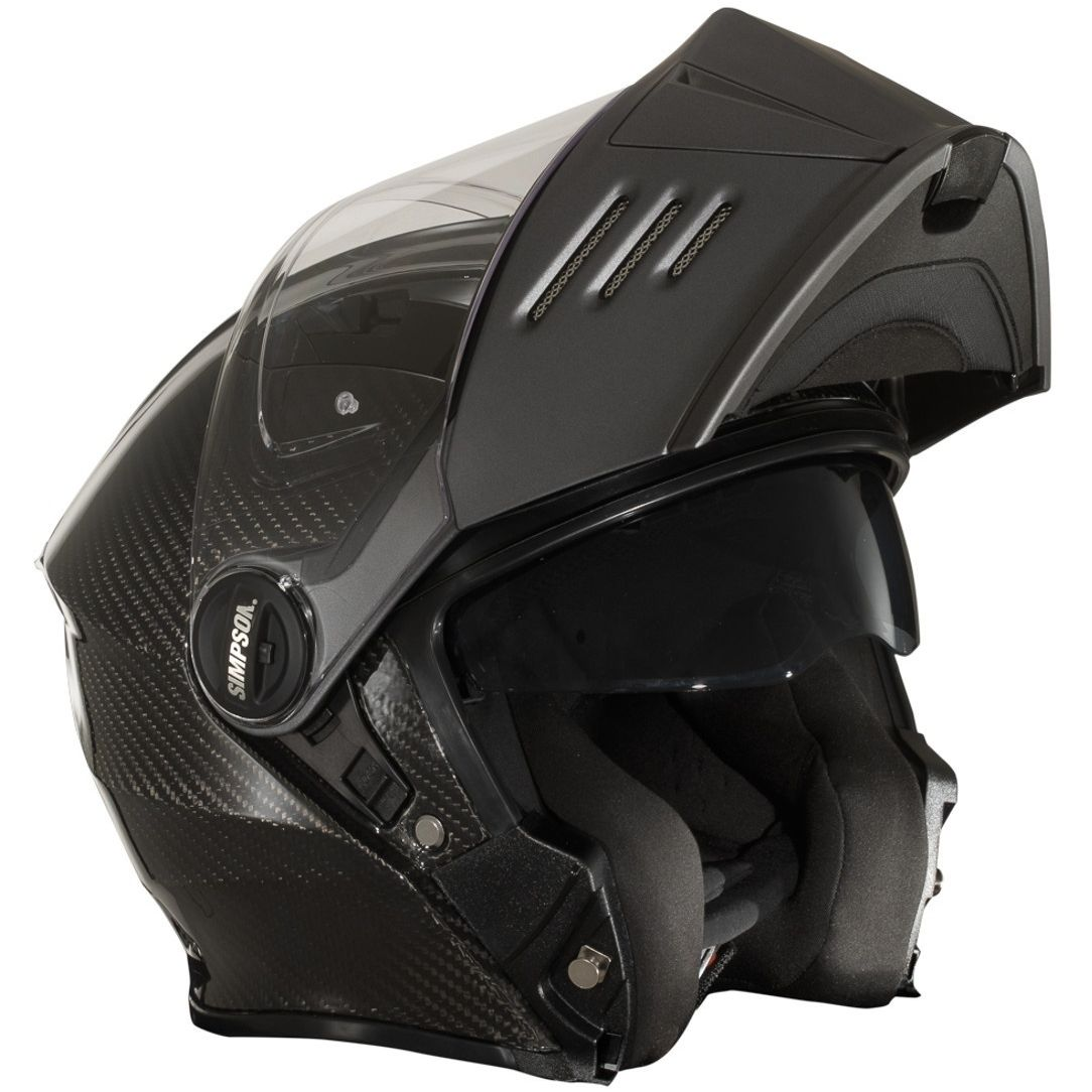 Casque Simpson DARKSOME - CARBON