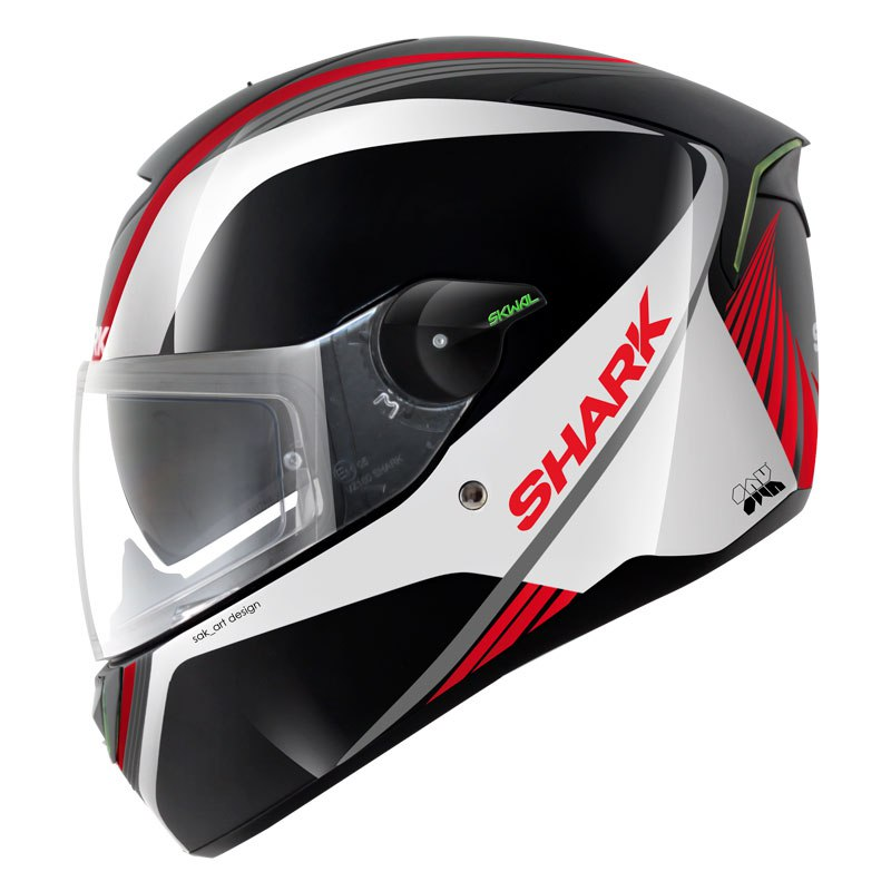Casque Shark Skwal Spina X