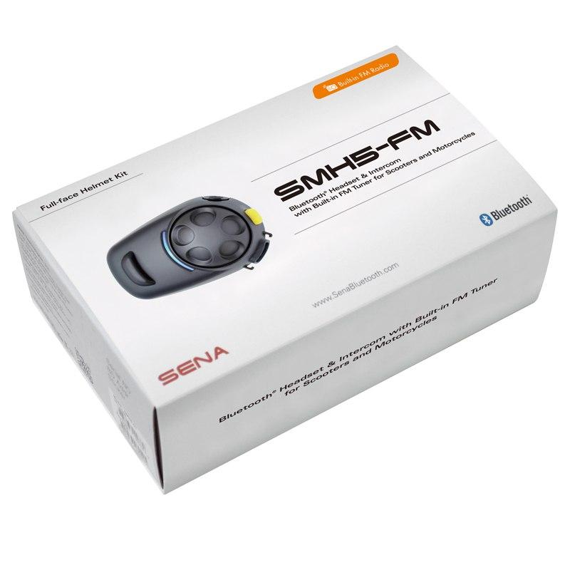 Intercom Sena Smh5-fm Solo