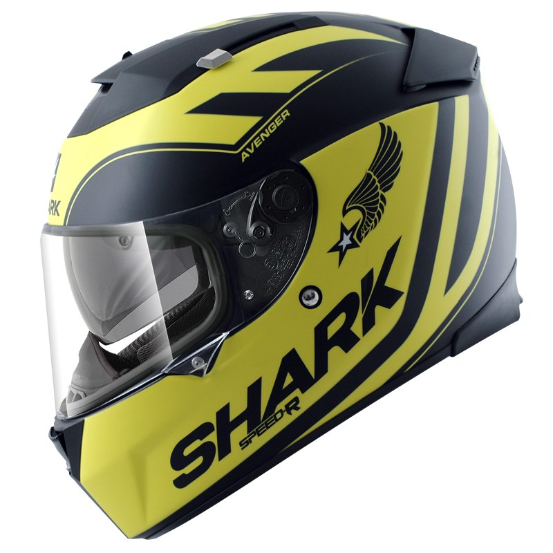 Casque Shark Speed-R taille XL 71€ Speed_r_avenger_mat_kyw_profil_gauche_copie